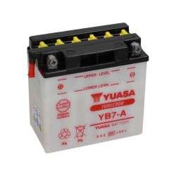 Batterie YUASA YB7-A sèche...
