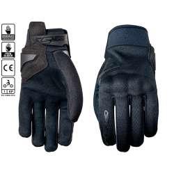 Five Gloves Globe Noir