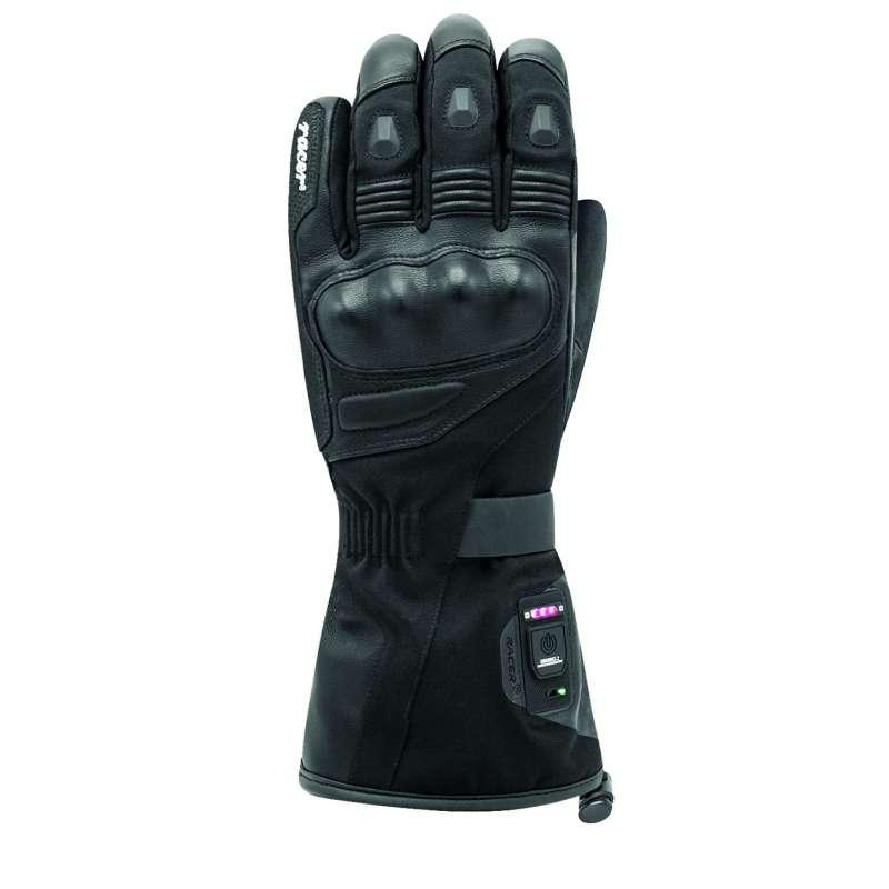 Gants Chauffants Femme RACER HEAT 4 black
