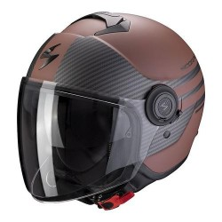 Casque jet Scorpion...