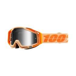 100% Racecraft Goggle Sahara