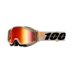 100% Racecraft Goggle Poliet