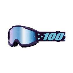100% Accuri Goggle Maneuver