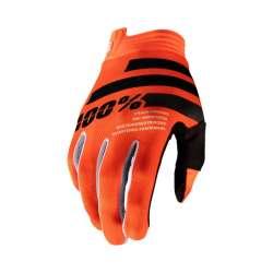 100% iTrack gants orange
