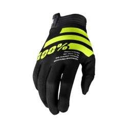 100% iTrack gants noir