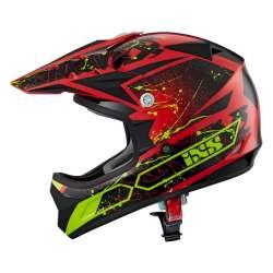 IXS Casque Motocross pour...